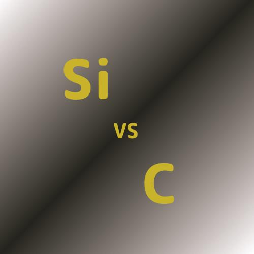 SiをCの代わりに使う生物がいたとしたら、GADVからの進化とは別系統になりますか?