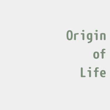 生命の起源研究会が開催されました。